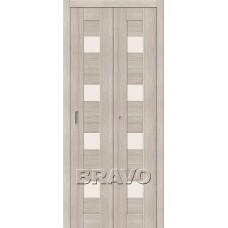 Дверь Складная Порта-23 Cappuccino Veralinga