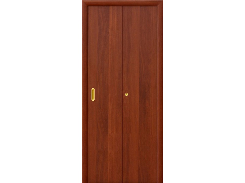 Дверь Складная Гост Л-11 ИталОрех