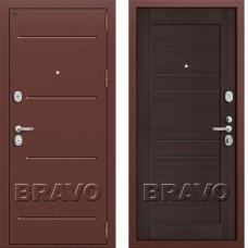 Входная дверь Т2-221 Wenge Veralinga
