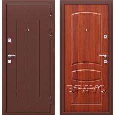 Входная дверь Стройгост 7-2 М-11 (ИталОрех)