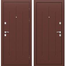 Входная дверь  Стройгост 7-2 Антик Медь