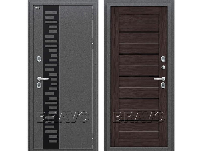 Входная дверь  Термо 220 Wenge Veralinga