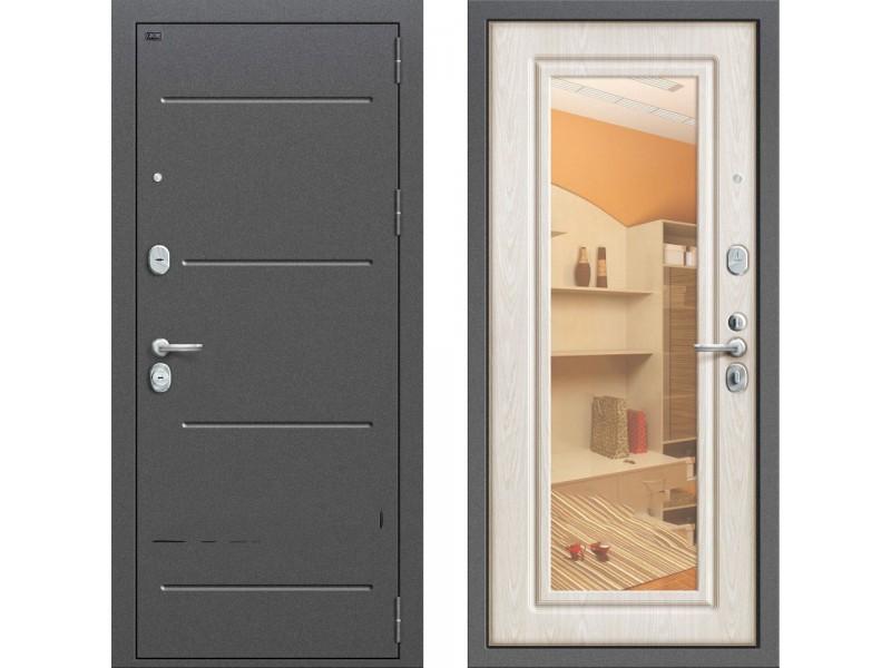 Входная дверь  GROFF P2-206 Белый дуб
