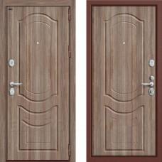 Входная дверь  GROFF P3-300  Темный орех