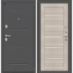 Входная дверь Porta S 104 Антик Серебро/Cappuccino Veralinga
