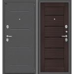 Входная дверь Porta S 104 Антик Серебро/Wenge Veralinga