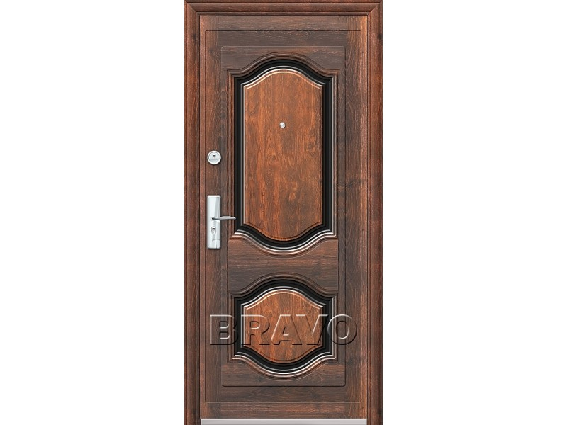 Входная дверь  К550-2-66 Бархат