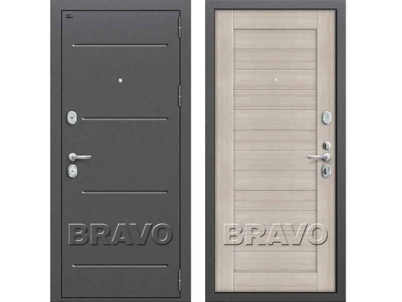 Входная дверь Т2-221Cappuccino Veralinga